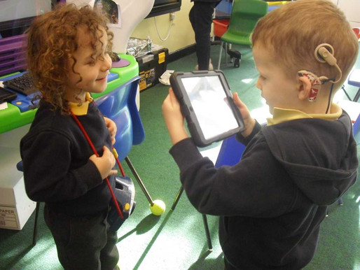 Foundation (Lilies class)have been learning about asking permission before taking and sharing their