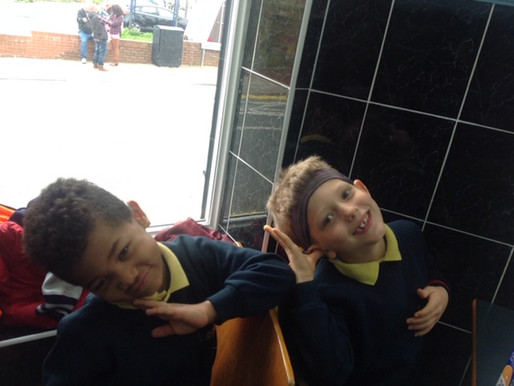Year 1 had a lovely trip to The Clock Cafe in Northfield on Wednesday to finish off our SMILE Therap