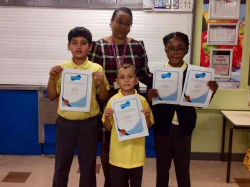 Congratulations to our silver and bronze Mathletics awards this week!