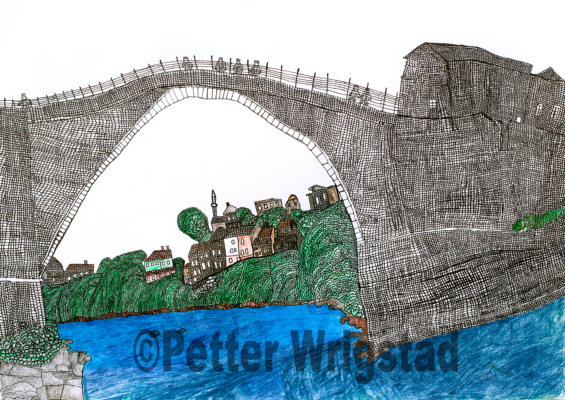 Mostarbron