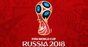 Fotbolls VM i Ryssland