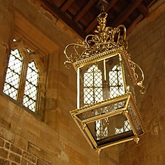 St Wulfram's West Porch Lantern
