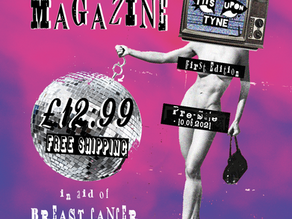 Social Media and Digital Content for the Magazine PRESALE : Marketing Campaign and Resources