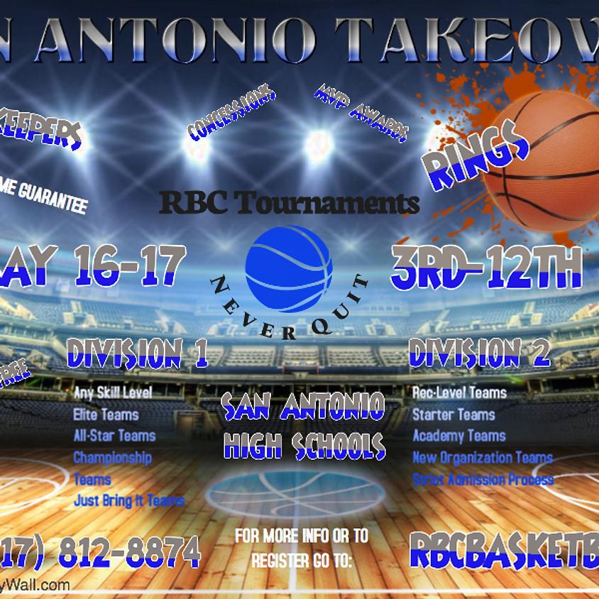 San Antonio Takeover