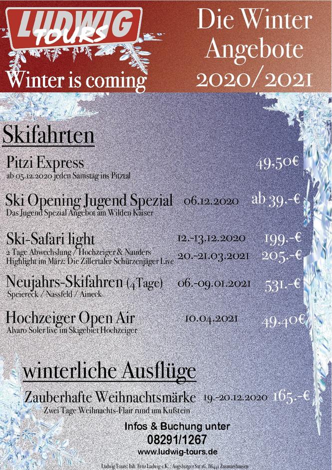 Die Winter Angebote