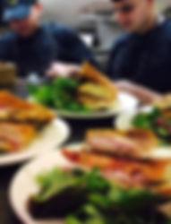 Cubano sandwiches at La Bodeguita del Medio Palo Alto