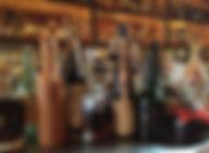 Aged rums at La Bodeguita del Medio Palo Alto