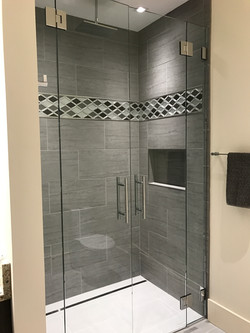 Guest Suite Shower
