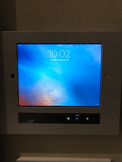 Ipad controlled Smart House
