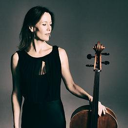 Clare O'Connell - Cellist