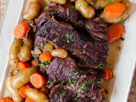 French Connection Slow Cooker Pot Roast