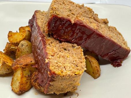 Bourbon Street Meatloaf