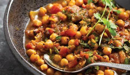 Curry in a Hurry Chana Masala