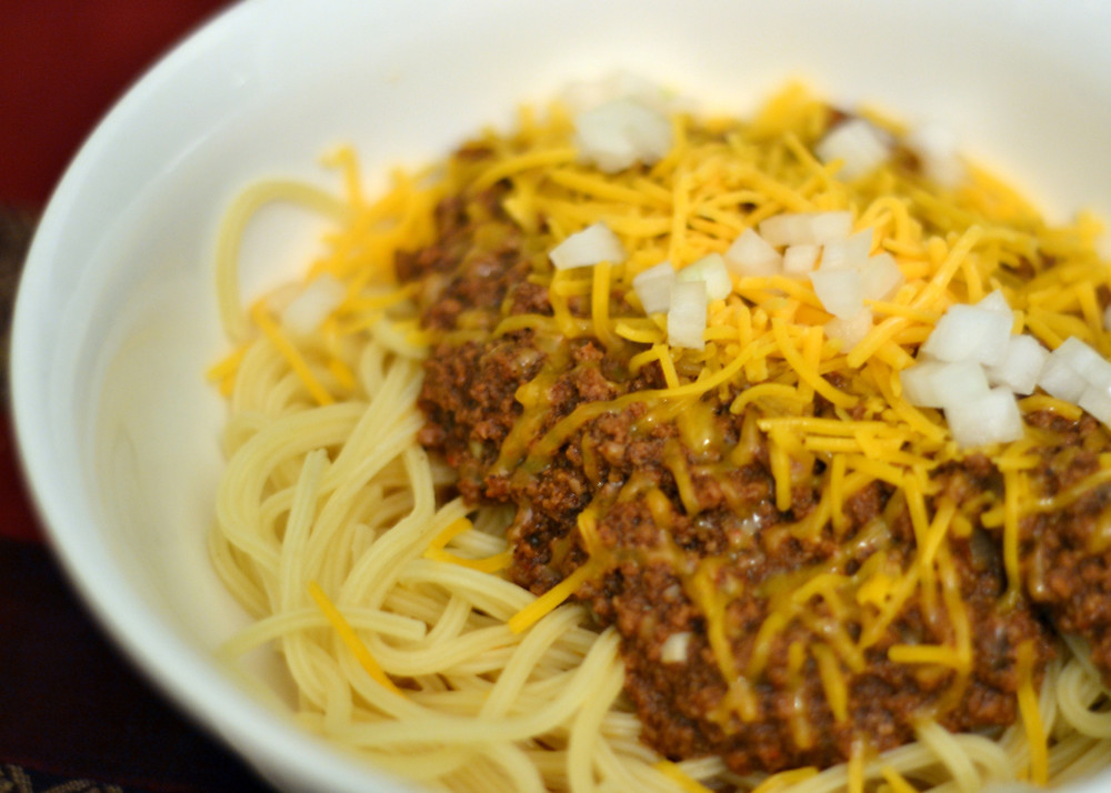 Cincinnati Chili 3-Way