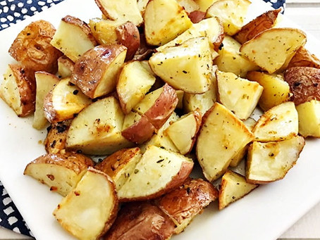 Double Dip Ranch Potatoes