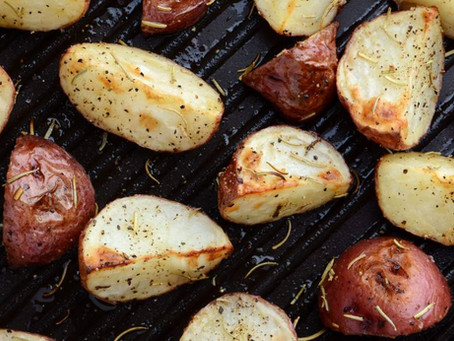 But the Kitchen Sink Grilled Red Skin Potatoes