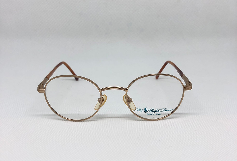 POLO RALPH LAUREN polo classic 113 002 135 vintage glasses DEADSTOCK