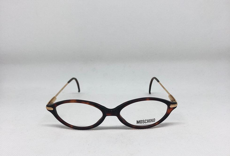 MOSCHINO m 3531-v 51 16 199 135 vintage glasses DEADSTOCK