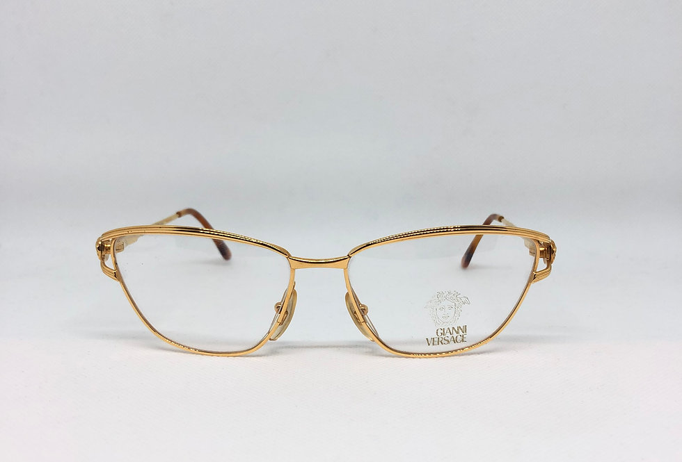 GIANNI VERSACE V94 030 58 16 vintage glasses DEADSTOCK