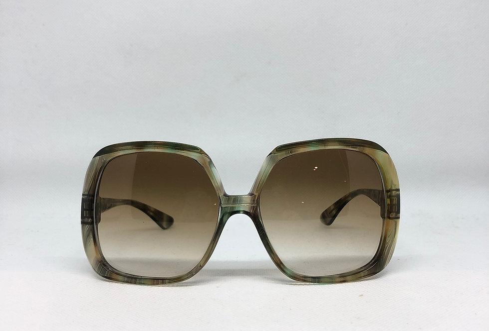 PERSOL RATTI patent 71412 vintage sunglasses DEADSTOCK