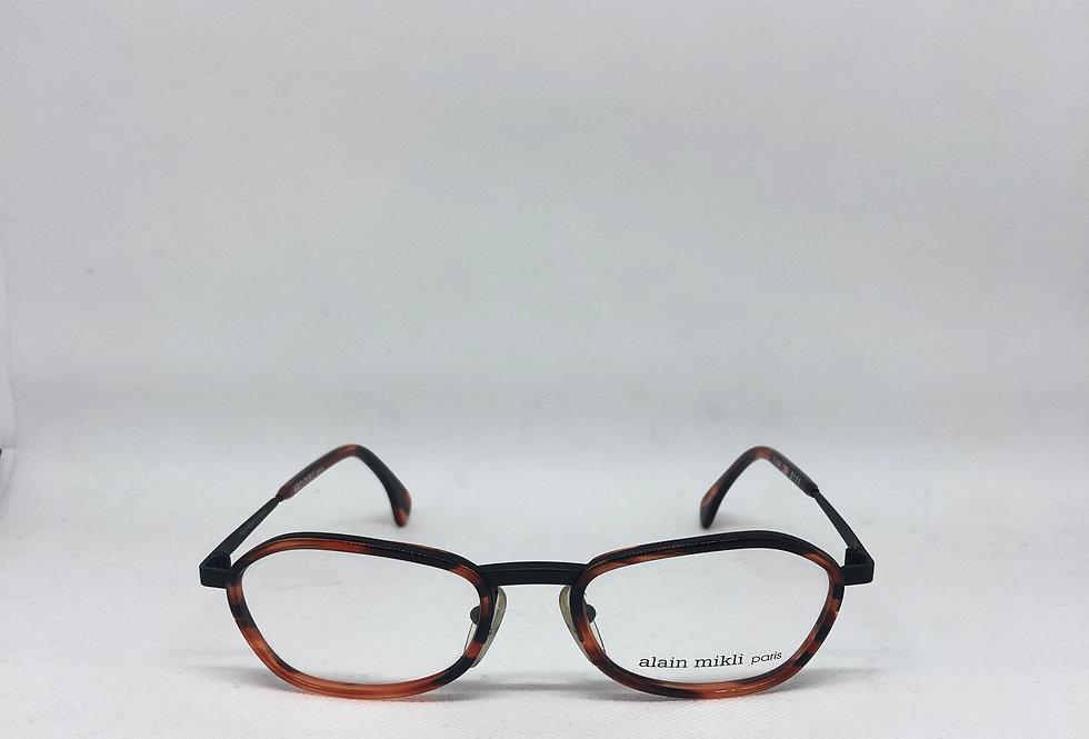 ALAIN MIKLI paris 2686 0111 vintage glasses DEADSTOCK