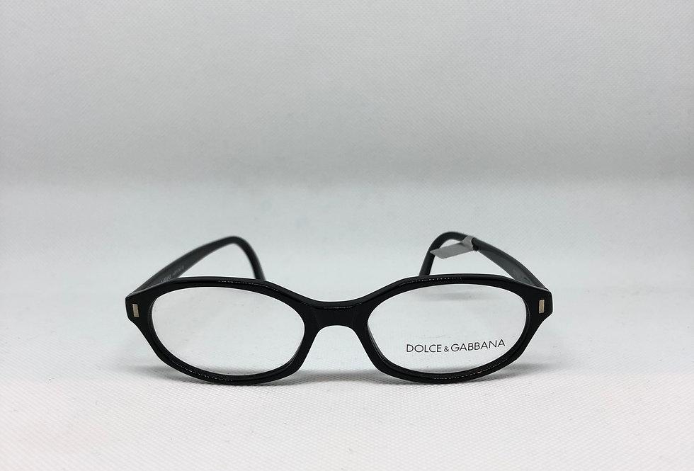 DOLCE & GABBANA dg 521 b5 140 vintage glasses DEADSTOCK