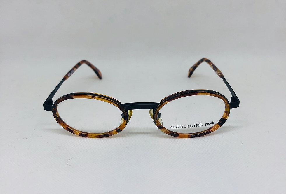 ALAIN MIKLI 1737 01031 vintage glasses DEADSTOCK