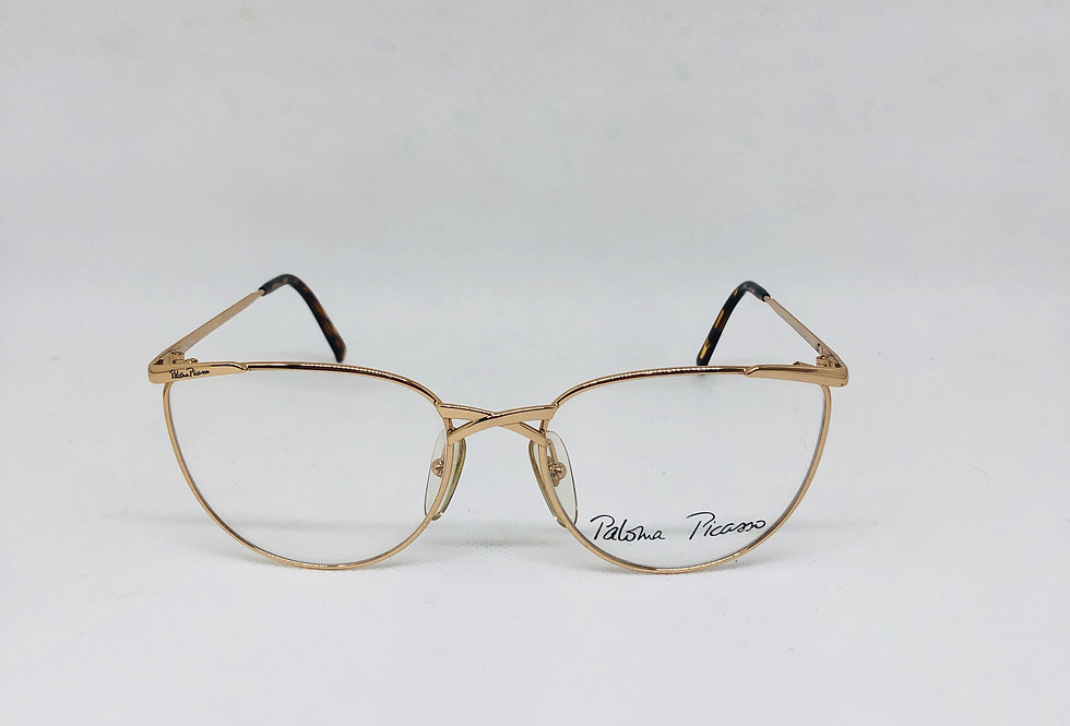 PALOMA PICASSO 3792 40 55 18 130 vintage glasses DEADSTOCK