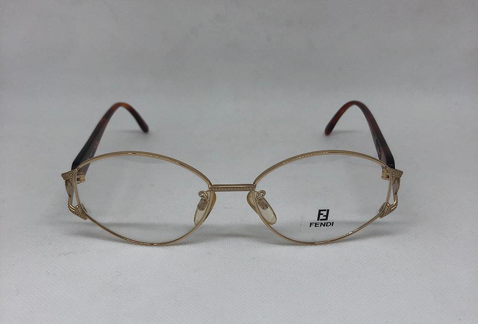 FENDI vl 7000 57 16 349 135 vintage glasses