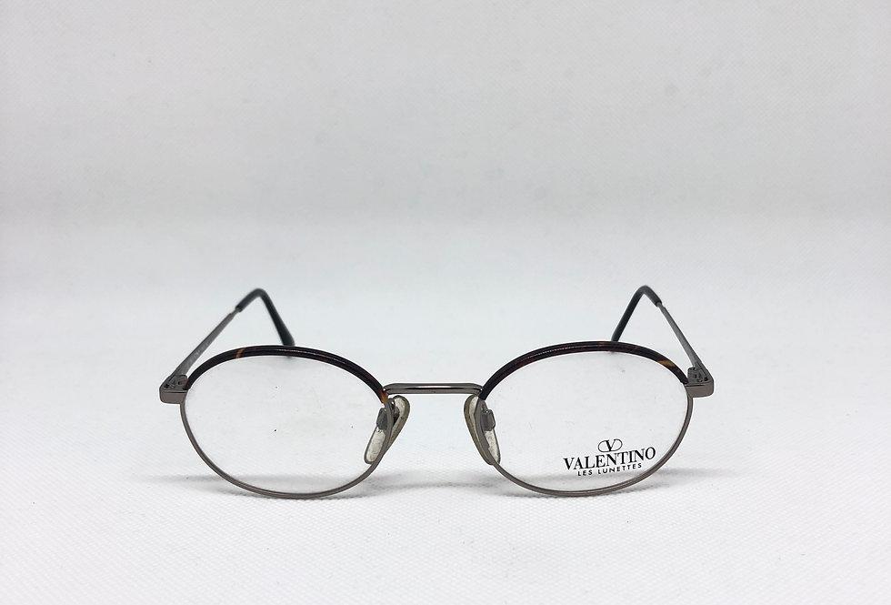 VALENTINO v 428 1207 49 20 135 vintage glasses DEADSTOCK