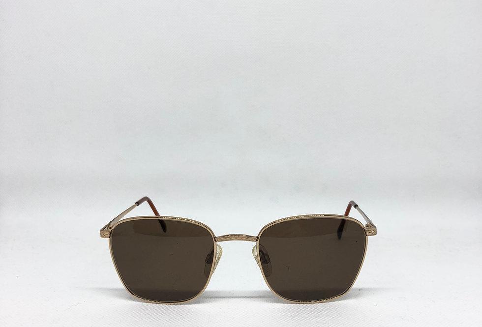 LUXOTTICA 7093 gep 18k vintage sunglasses DEADSTOCK