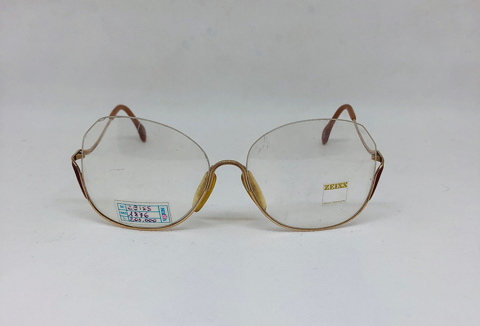 ZEISS 6498 1876 130 56 15 vintage glasses DEADSTOCK