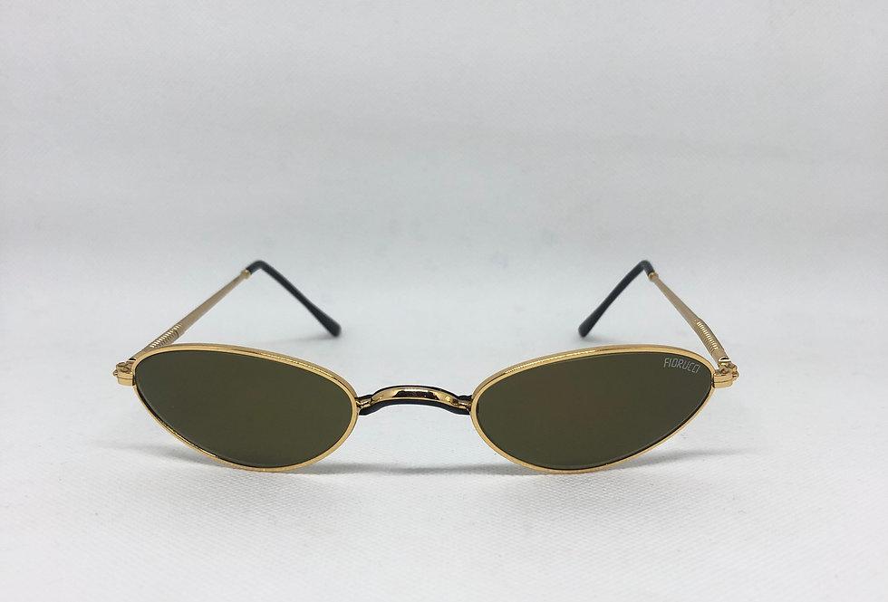 FIORUCCI metalflex sixty 2 vintage sunglasses DEADSTOCK