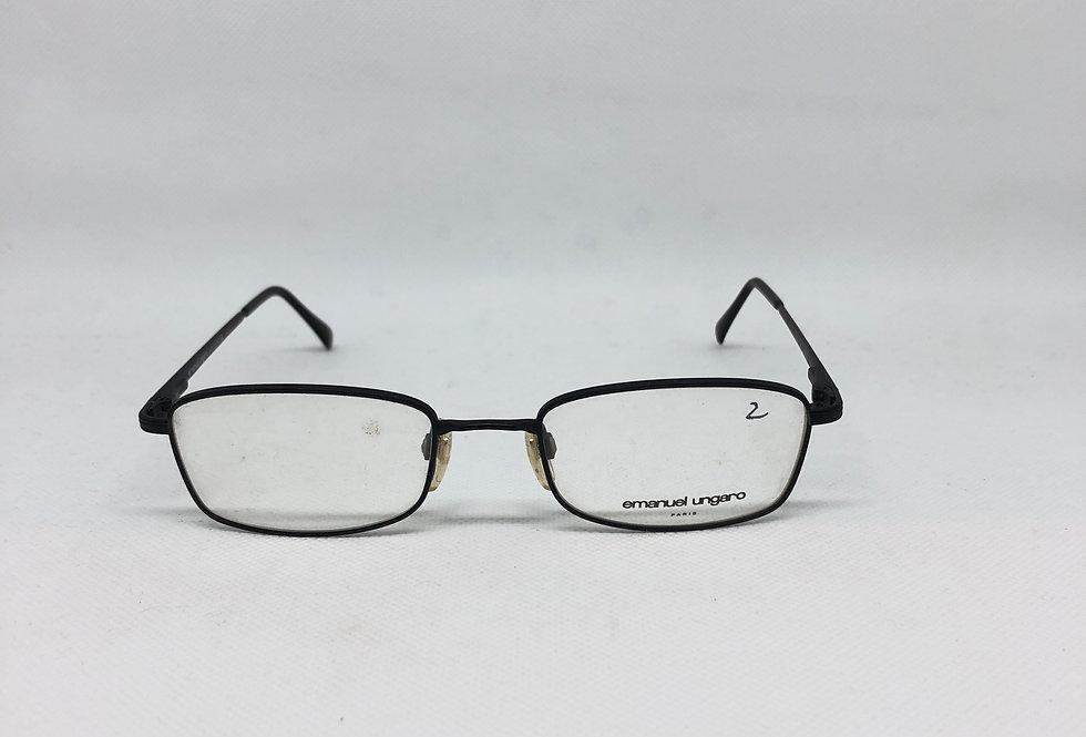 EMANUEL UNGARO 3522 900 50 19 135 vintage glasses DEADSTOCK