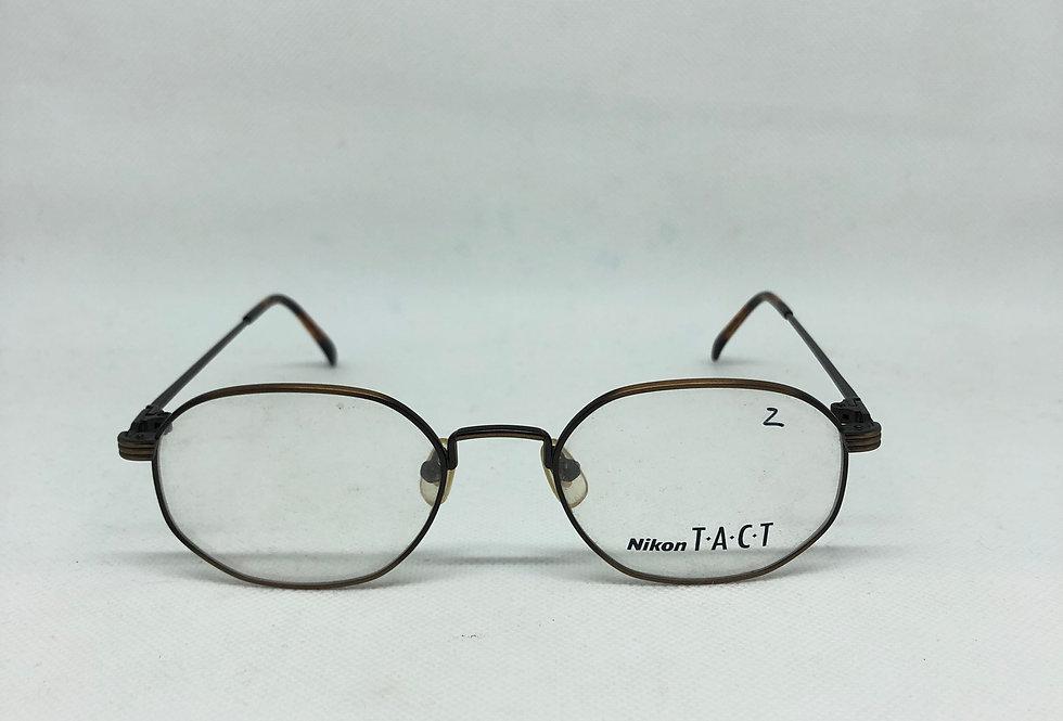 NIKON tact tc 6101 140 0143 vintage glasses DEADSTOCK