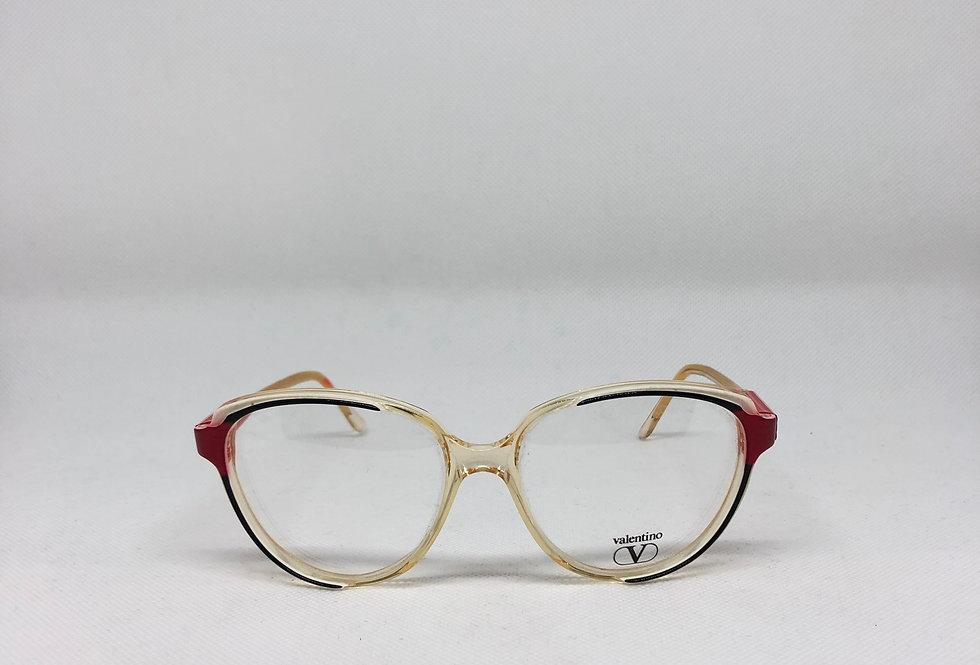VALENTINO 102 A3 52 18 vintage glasses DEADSTOCK
