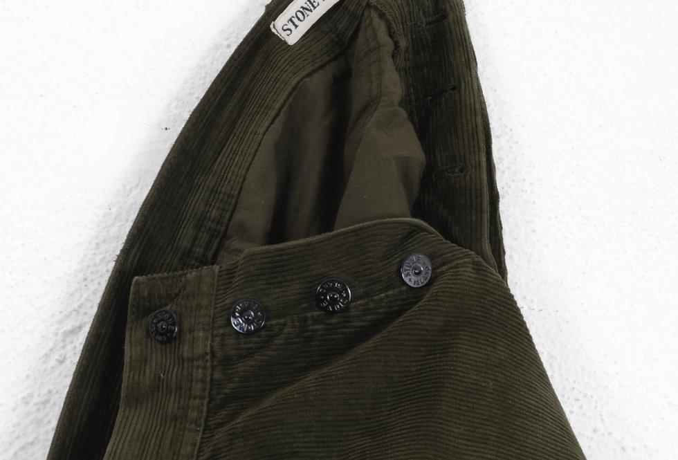 pantaloni-stone-island-velluto-vintage