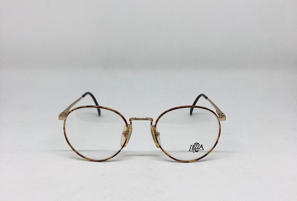 LOZZA club 502 51 20 261 135 vintage glasses DEADSTOCK