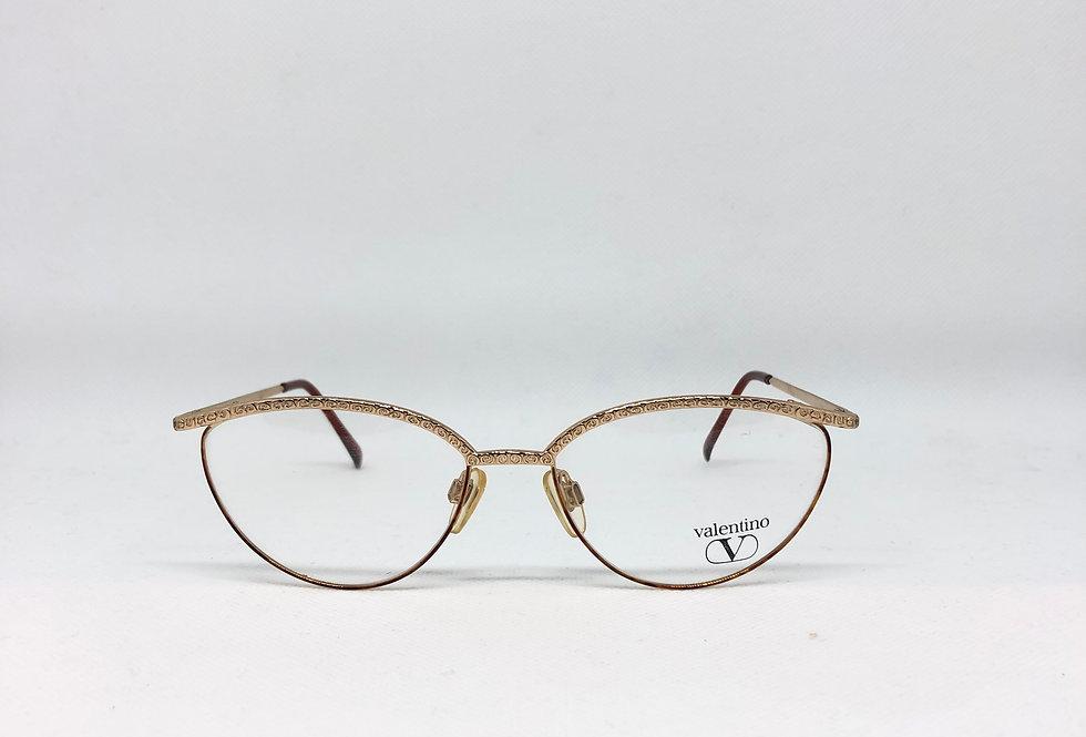VALENTINO V391 962 54 16 130 vintage glasses DEADSTOCK