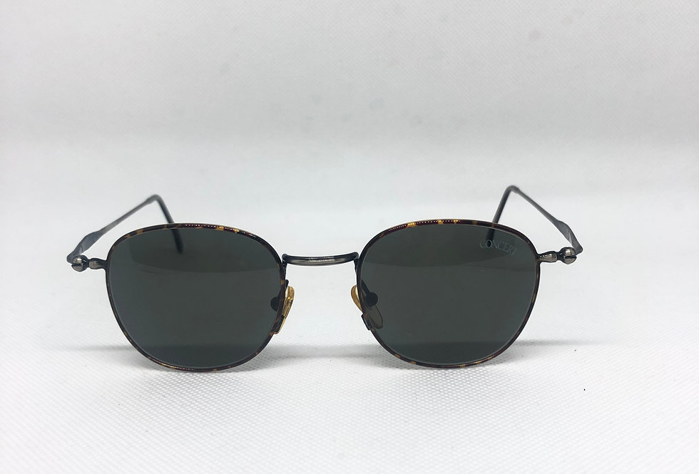 CONCERT 1339 46 20 vintage sunglasses DEADSTOCK