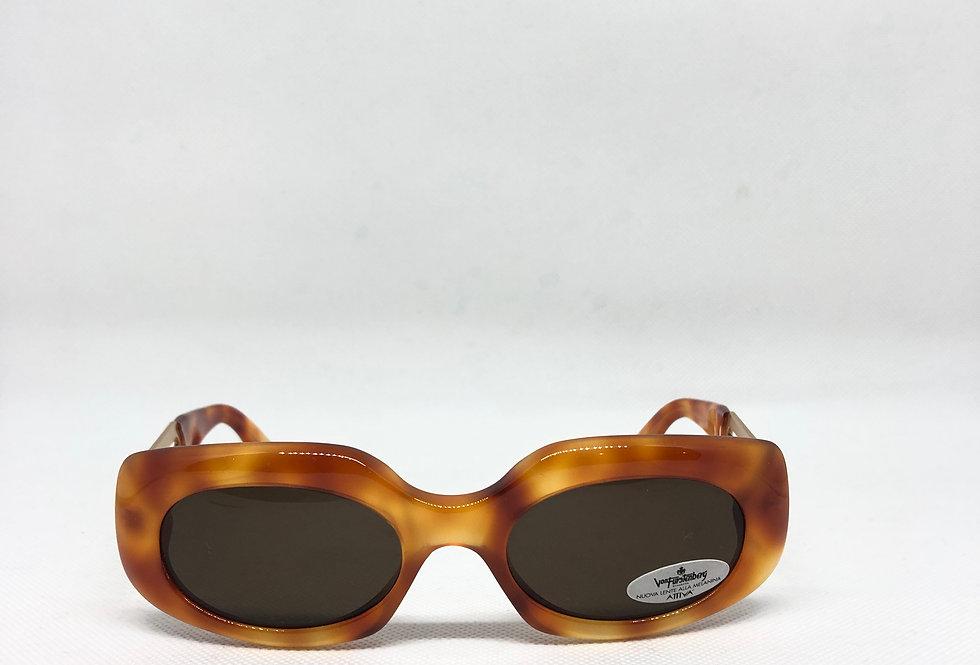 VON FURSTENBERG Mf 88 742 Vintage Sunglasses, DEADSTOCK