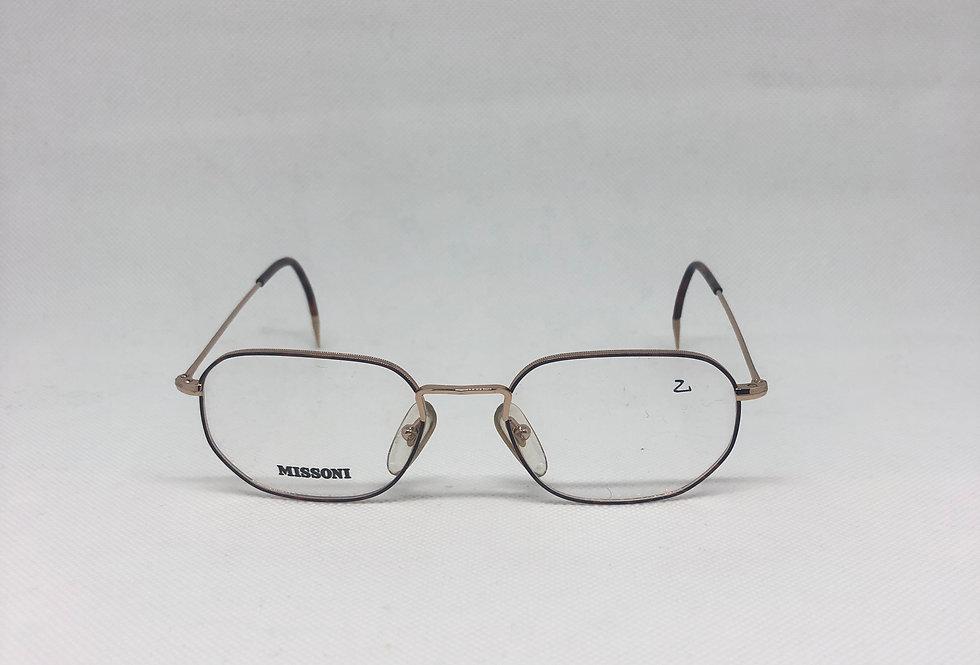 MISSONI m369 ee5 140 vintage glasses DEADSTOCK