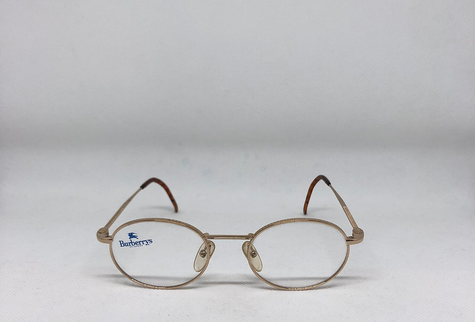 BURBERRY by SAFILO 140 b 8829 000 vintage glasses DEADSTOCK