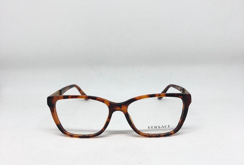 VERSACE 3192-b 5074 54 16 140 vintage glasses DEADSTOCK