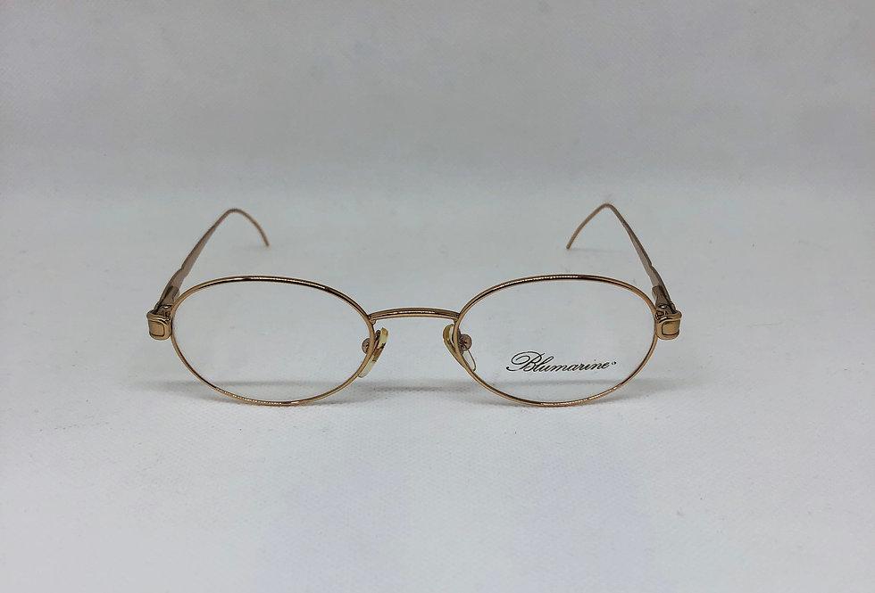BLUMARINE bm 262 g 85 48 20 135 vintage glasses DEADSTOCK