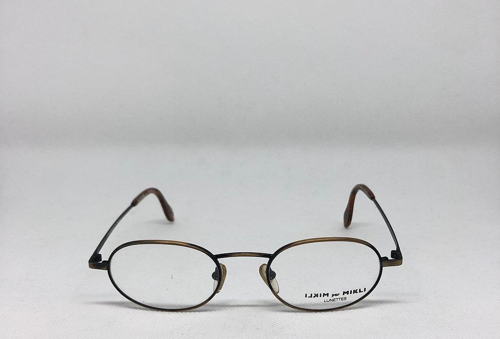 MIKLI par MIKLI 6122 col 3800 vintage glasses DEADSTOCK