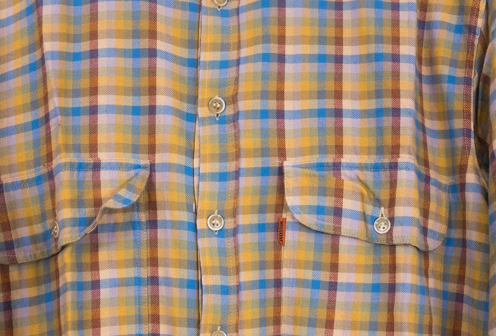 camicia-missoni-quadri-vintage