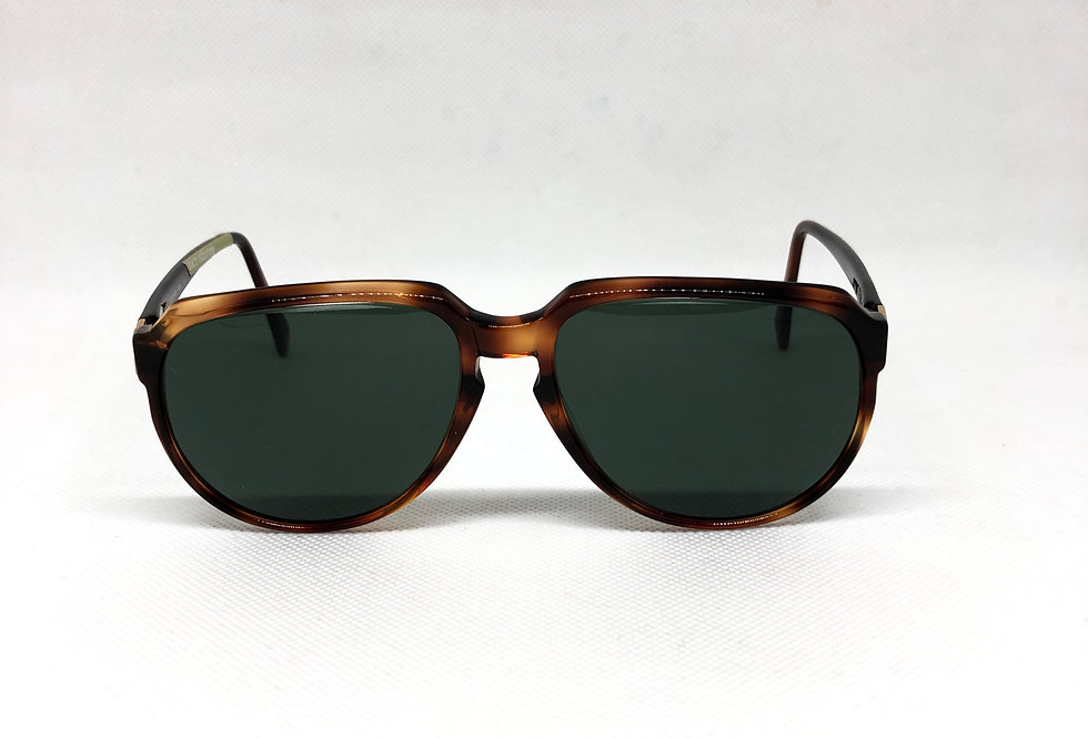 PACO RABANNE 605 paris 58 17 135 jaspe vintage sunglasses DEADSTOCK