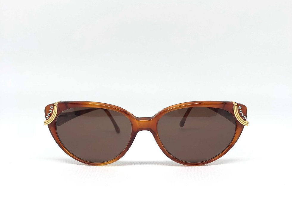 GIANNI VERSACE V90 vintage sunglasses DEADSTOCK