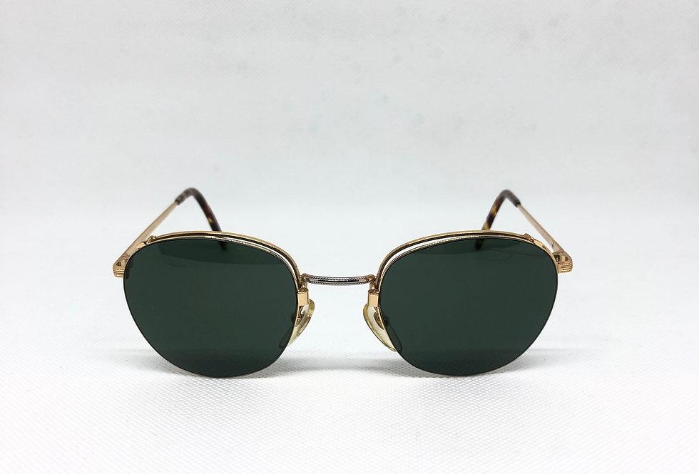 BLUMARINE bm 27 go 50 22 140 vintage sunglasses DEADSTOCK